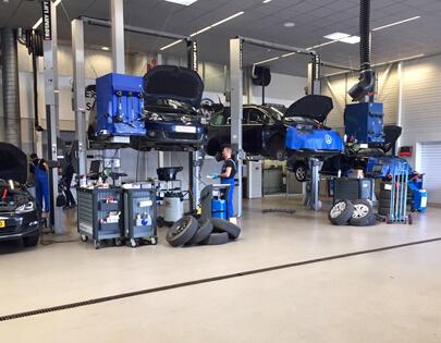 Pon Dealers Volkswagen
